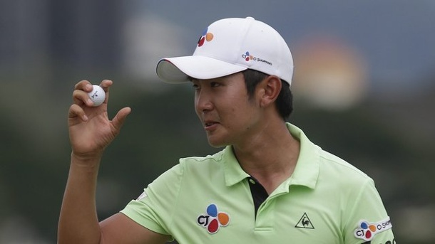 Golf: Südkoreaner Lee feiert Premierensieg in China. Soomin Lee siegte in Shenzhen.