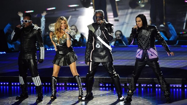 Black Eyed Peas: Neue Songs, aber kein neues Album. Die Black Eyed Peas 2011 in Arlington, Texas.