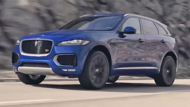 jaguar f pace awd im test h henflug im sportlichen suv. Black Bedroom Furniture Sets. Home Design Ideas