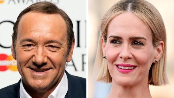 "Film: Verstärkung für Kevin Spacey in ""Rebel In The Rye"". Kevin Spacey und Sarah Paulson sind vei ""Rebel In The Rye"" mit dabei."