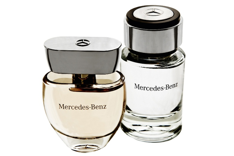 das mercedes benz perfume gibt es f r frauen und m nner. Black Bedroom Furniture Sets. Home Design Ideas