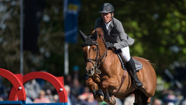 Pferdesport: Beerbaum siegt in Hamburg in der Global Champions Tour. Ludger Beerbaum hat das Derby-Turnier in Hamburg gewonnen.