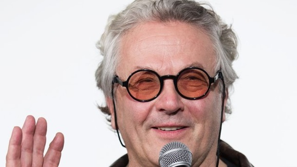 "Film: Die Jury in Cannes. Regisseur George Miller (""Mad Max"") leitet die Jury in Cannes."
