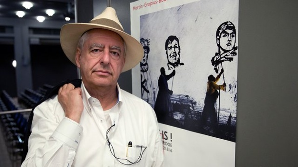 "Kunst: William Kentridge zeigt ""Gesamtkunstwerk"" in Berlin. William Kentridge im Martin-Gropius-Bau in Berlin."