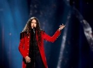 "Michal Szpak aus Polen landete mit ""Color of Your Life"" auf Platz acht (229 Punkte). (Quelle: Reuters)"
