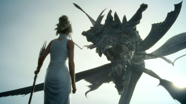 Final Fantasy 15: Karneval kommt per Update.  (Quelle: Square Enix)