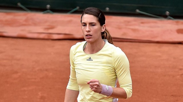 French Open 2016: Julia Görges und Andrea Petkovic in zweiter Runde. Andrea Petkovic steht bei den French Open in der zweiten Runde.