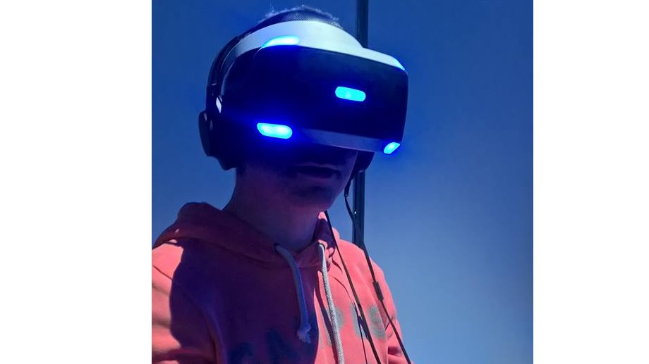Playstation VR: So spielen wir morgen (Quelle: Richard Löwenstein)
