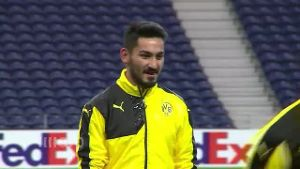 Gündogan wechselt zu Manchester City. (Screenshot: SID)
