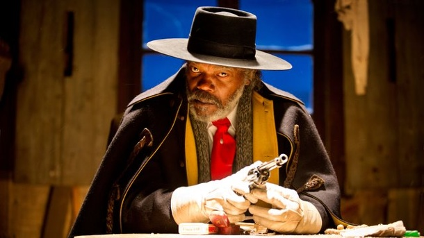 "Film - ""The Hateful 8"": Tarantinos Winter-Western auf DVD  . Samuel L."