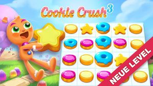 Softgames: Cookie Crush 3