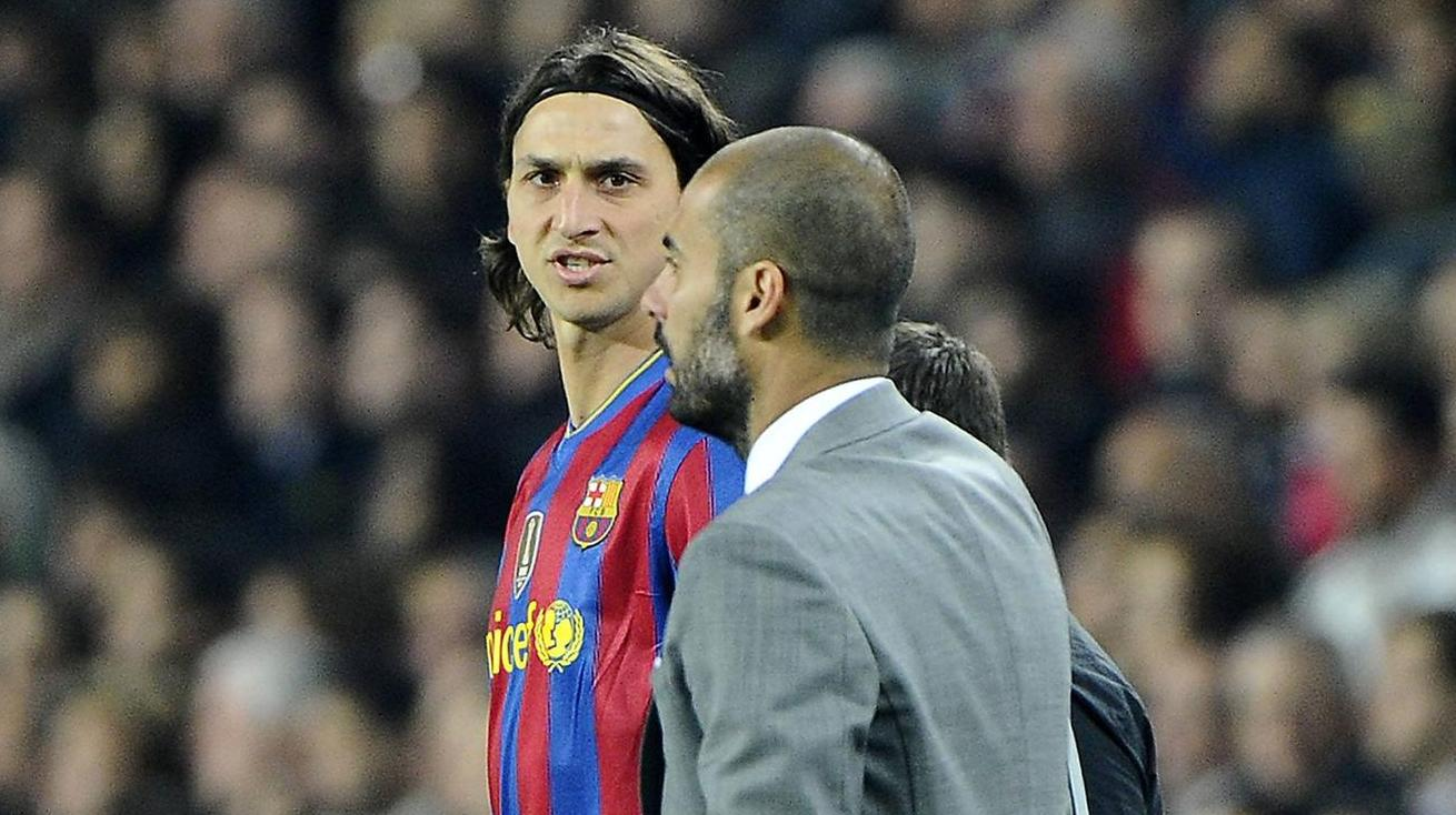 Ibrahimovic-Berater: Zlatan will sich an Pep Guardiola rächen