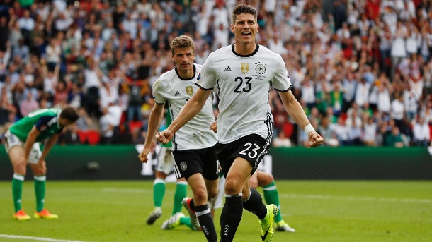 nordirland deutschland dfb team im achtelfinale der em 2016. Black Bedroom Furniture Sets. Home Design Ideas