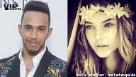 Lewis Hamiltons neue Flamme heißt Barbara Palvin. (Screenshot: Bit Projects)