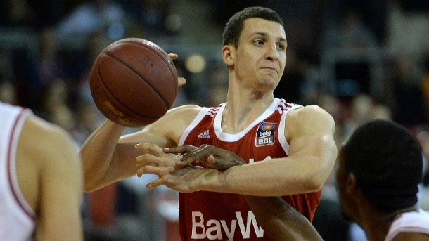 NBA Draft 2016: Paul Zipser vom FC Bayern wechselt zu Chicago Bulls. Von der Isar an den Lake Michigan: Basketball-Youngster Paul Zipser geht in die NBA. (Quelle: dpa)