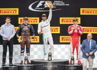 Formula One Grand Prix of Austria (Quelle: dpa)