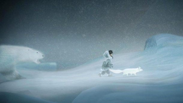"""Never Alone"", ""Monster Hunter"" & Co.: Neue Top-Titel für mobile Spieler. Wilde Jagd nach Monstern, Mysterien und Musik (Quelle: E-Line Media)"