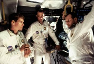 Das machte die Filmsequenzen in der engen Mondkapsel in Apollo 13 aus dem Jahr 1995 so authentisch. (Quelle: UnitedArchives)