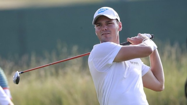 Golf: Golf-Profi Kaymer startet solide in die Scottish Open. Martin Kaymer startete mit einer 72er-Runde in die Scottish Open.