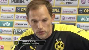 So baut Architekt Tuchel Borussia Dortmund um. (Screenshot: Omnisport)