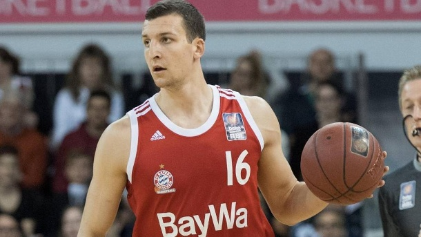 NBA: Paul Zipser wechselt zur Chicago Bulls. Bayerns BBL-Profi Paul Zipser läuft zukünftig in der NBA auf.  (Quelle: imago/Foto2press)