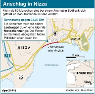 Anschlag in Nizza (Quelle: dpa)