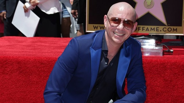 "Musik: US-Rapper Pitbull mit Hollywood-Stern geehrt. Ist nun auch auf Hollywoods ""Walk of Fame"" verewigt: der US-Rapper Pitbull."