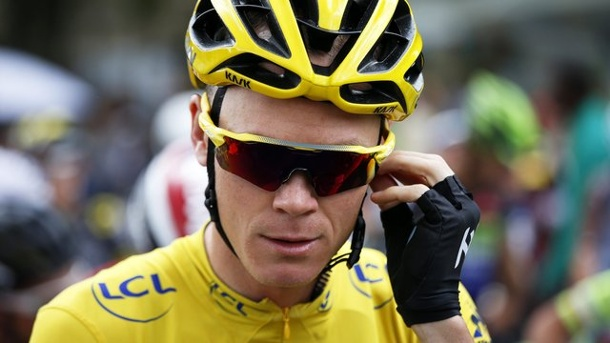 "Radsport - Froome, Cavendish, Yates: ""Rule Britannia"" bei der Tour. Christopher Froome hat bei der Tour de France so gut wie gewonnen."