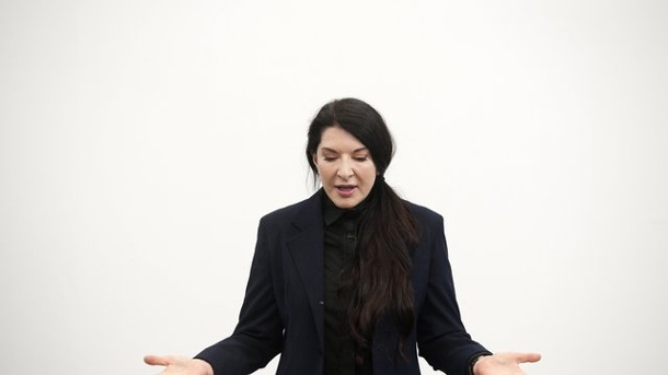 Kunst: Performance-Star Abramovic will 100 werden. Künstlerin Marina Abramovic 2014 in London.