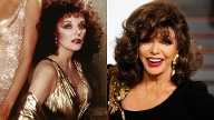 "Joan Collins (* 1933) erlangte als Serienbiest Alexis im ""Denver-Clan"" Weltruhm. (Quelle: Reuters/imago/United Archives)"