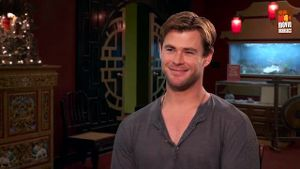 'Ghostbusters': Video-Interview mit Chris Hemsworth. (Screenshot: t-online.de)