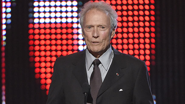 Clint Eastwood (Quelle: Chris Pizzello/Invision/AP)