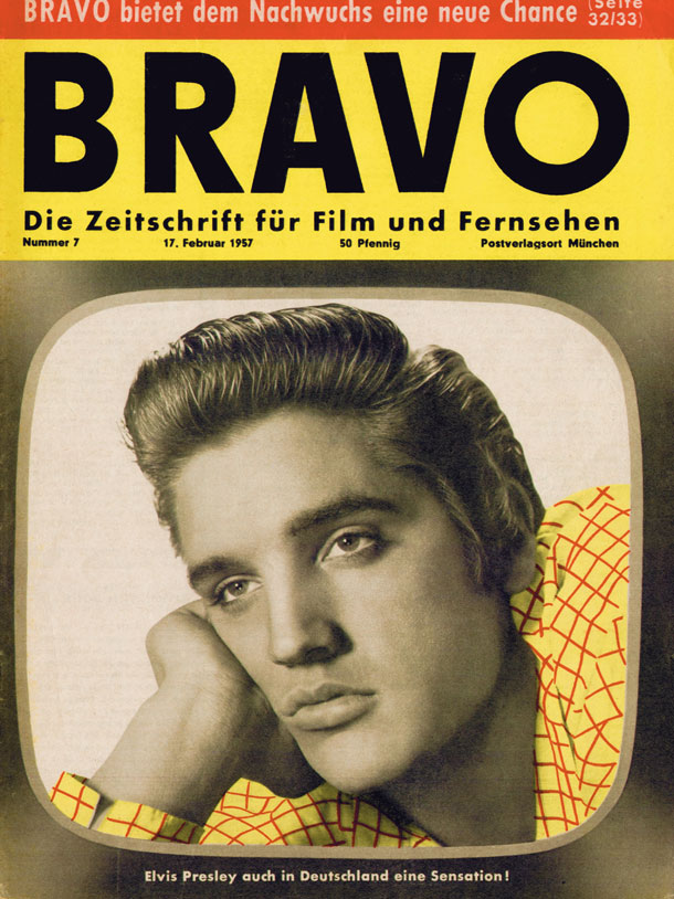 Elvis Presley (Quelle: Bauer Media Group/BRAVO)