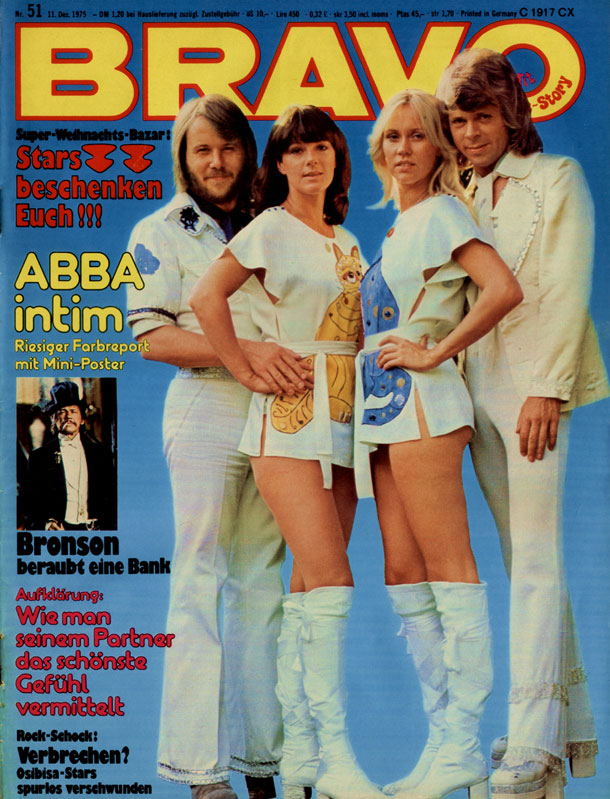Abba (Quelle: Bauer Media Group/BRAVO)