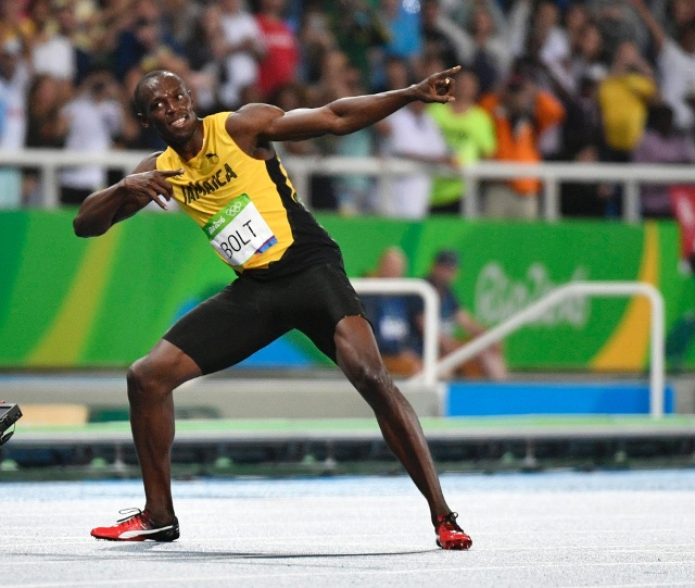 Rio 2016 - Olympic Games 2016 Athletics, Track and Field (Quelle: dpa)