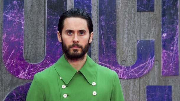 "Film: Jared Leto spielt in ""Blade Runner"" mit. Jared Leto bei der Premiere von 'Suicide Squad' in London."