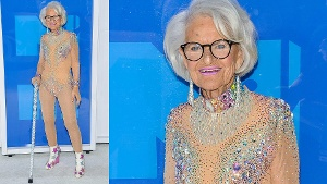 MTV Video Music Awards: Oma Baddie Winkle stellte alle in den Schatten