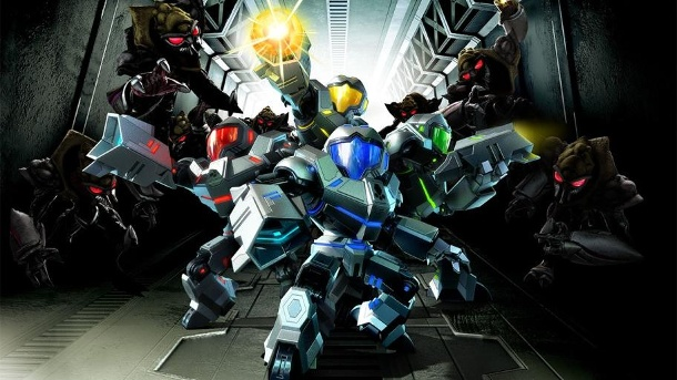 Test zu Metroid Prime: Federation Force. Metroid Prime: Federation Force (Quelle: Nintendo)