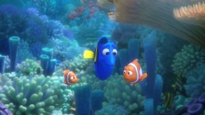 Trailer zum Animationsspaß 'Findet Dorie'. (Screenshot: Disney)
