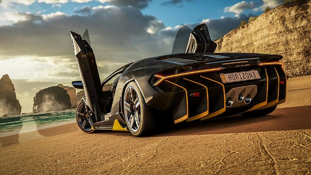 Forza Horizon 3 im Test: Vollgas in Down Under. Forza Horizon 3 (Quelle: Microsoft)