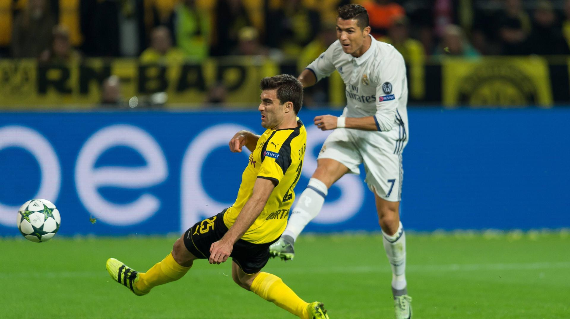 borussia real madrid