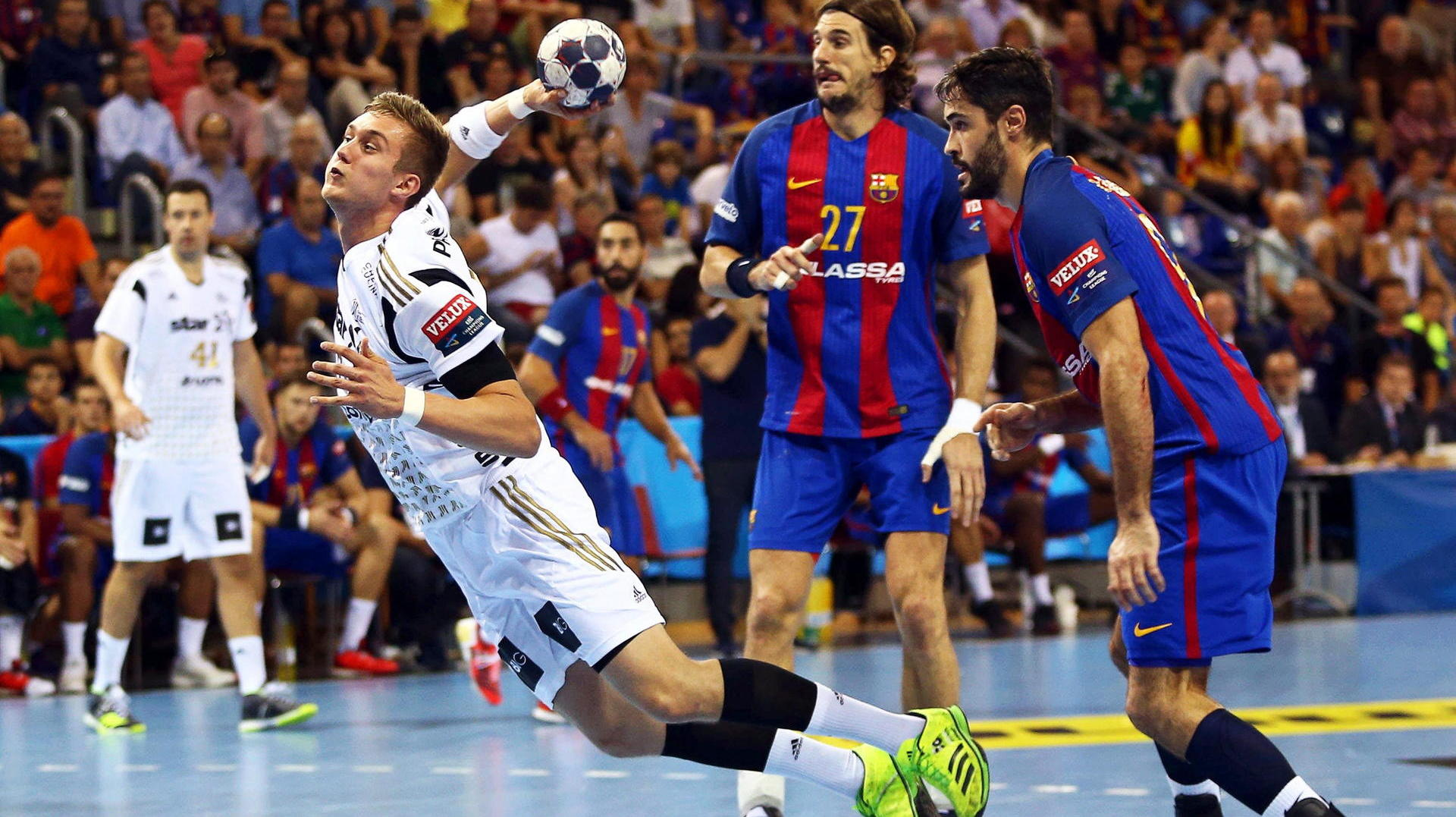 handball champions league ergebnisse