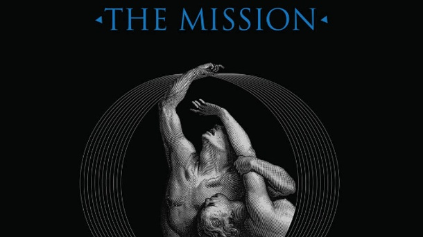 "The Mission ""Another Fall From Grace"". Das Cover von The Mission ""Another Fall From Grace"". (Quelle: Eyes Wide Shut Records)"