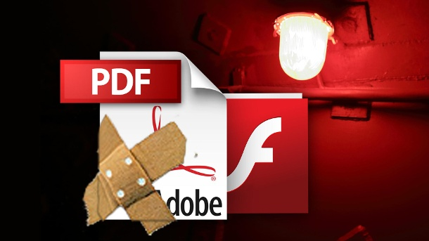 Patchday: Updates für Adobe Reader und Flash Player sofort installieren. In Adobes PDF-Programmen klaffen die meisten Sicherheitslecks. (Quelle: Thinkstock by Getty-Images/Montage: t-online.de)