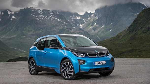 bmw i3 mehr reichweite f r das elektroauto. Black Bedroom Furniture Sets. Home Design Ideas