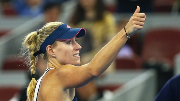 "Tennis - Kerber nach Williams-Absage: ""Druck ist weniger geworden"". Angelique Kerber geht relativ locker in die WTA Finals in Singapur."