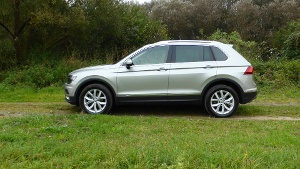 VW Tiguan 4Motion 2,0 TDI SCR Highline