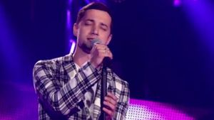 Stas hat alles verloren, doch bei The 'Voice of Germany' will er neu anfangen. (Screenshot: ProSieben)