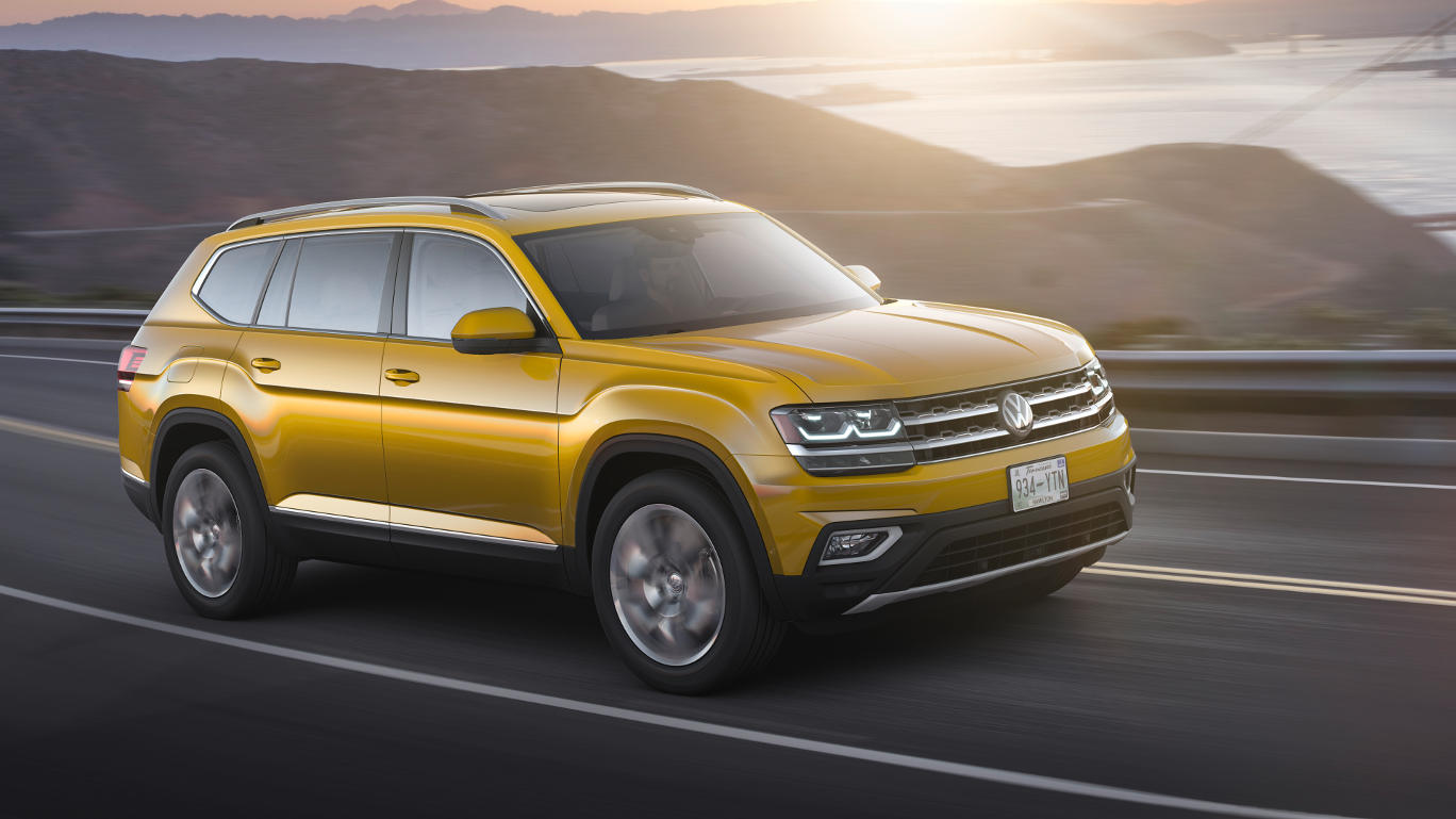 India-bound VW ID.4 electric SUV prototype revealed, to be