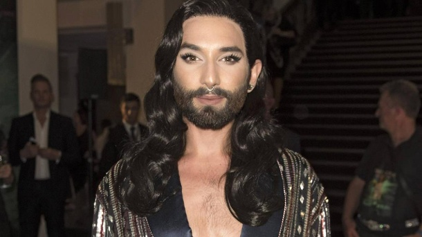 """It takes 2"": RTL plant Promi-Version von ""The Voice of Germany"". Conchita Wurst sitzt in der Jury der neuen RTL-Musikshow ""It takes 2"". (Quelle: imago/Future Image)"